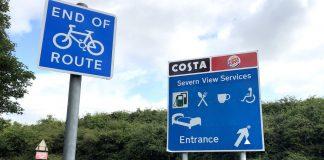 Moto Severn View Services | The Van Expert