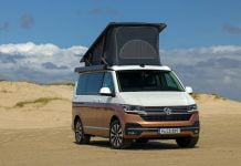 Volkswagen California T6.1 unveiled | The Car Expert