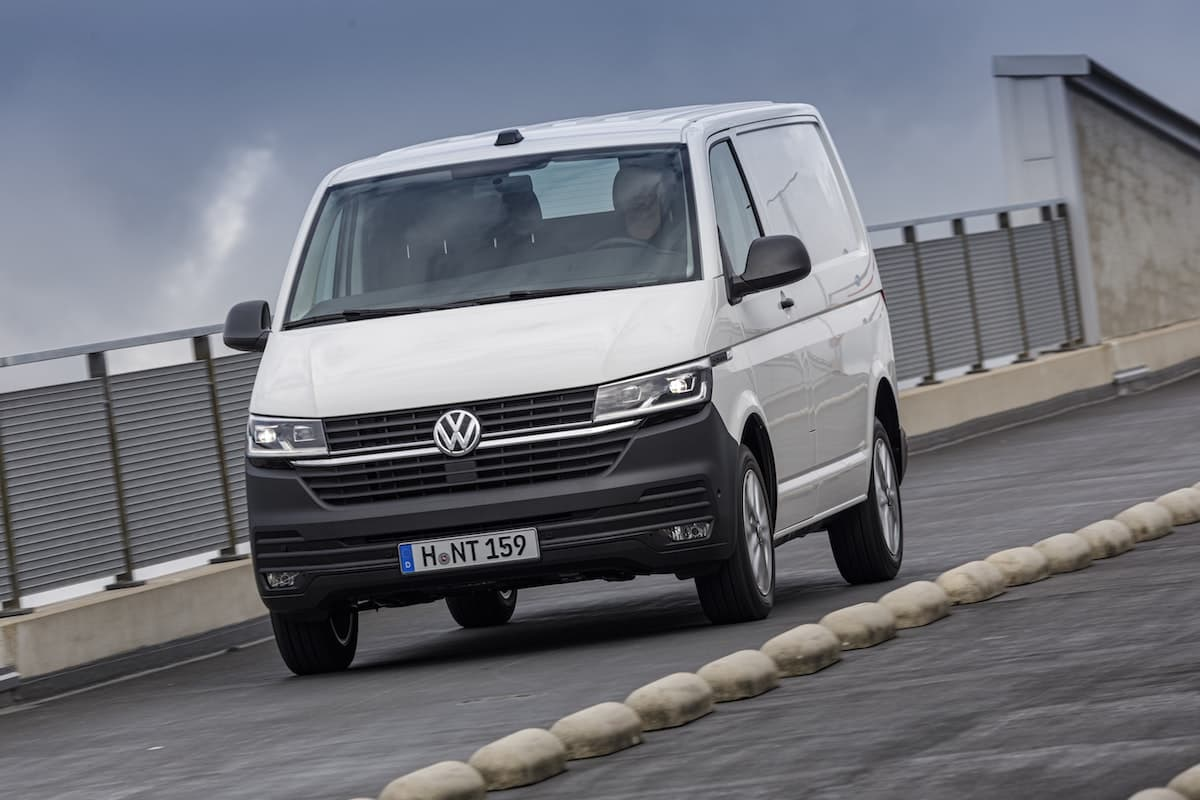 Volkswagen Transporter 6.1 - front view | The Van Expert