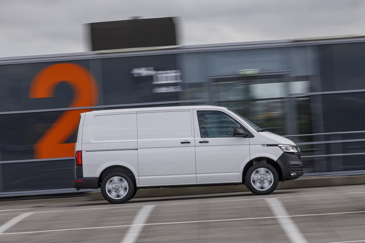 Volkswagen Transporter 6.1 road test 02 | The Van Expert
