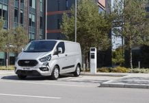 Ford Transit Plug-In Hybrid | The Van Expert