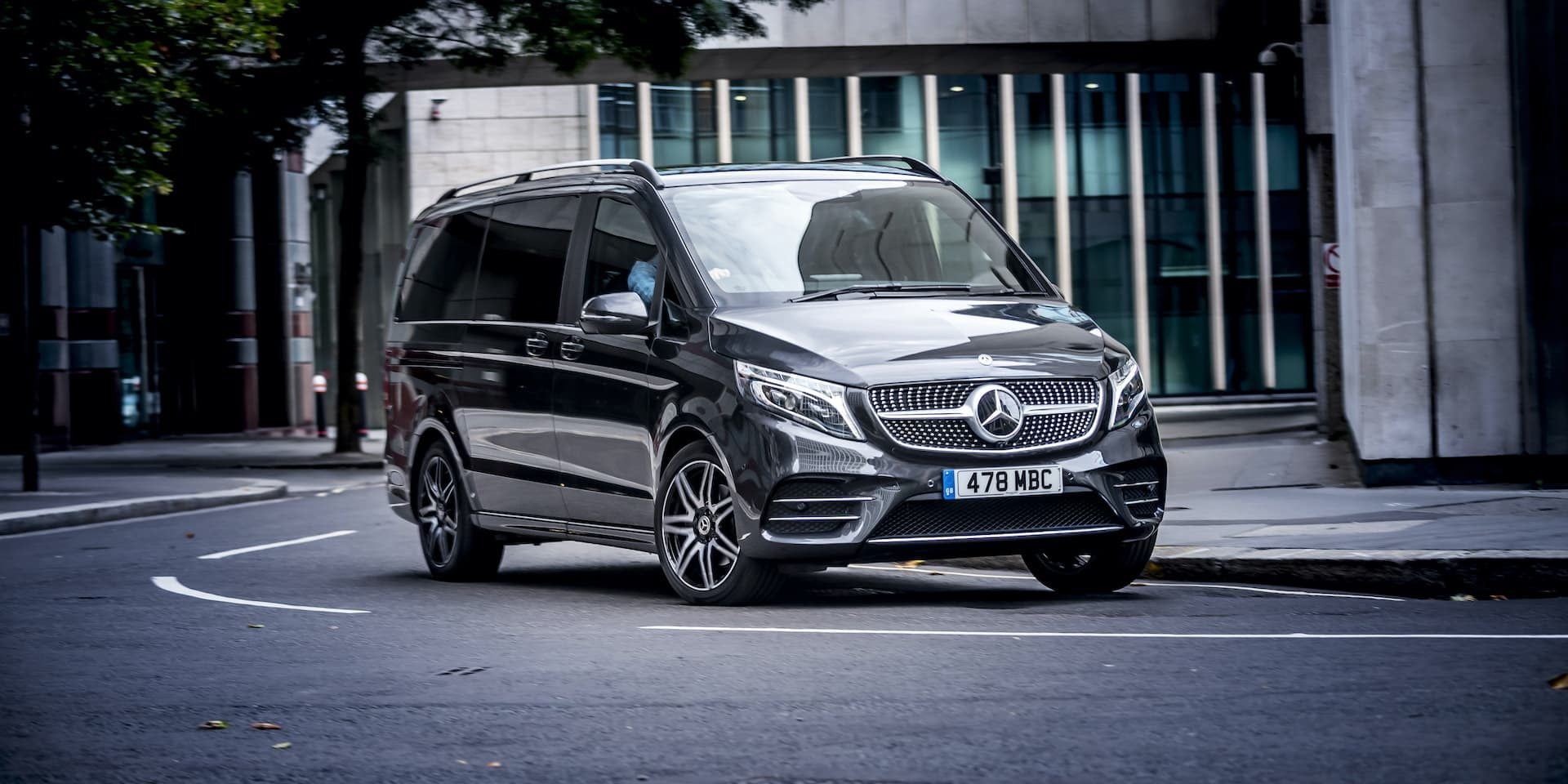 Mercedes-Benz V-Class test drive | The Van Expert