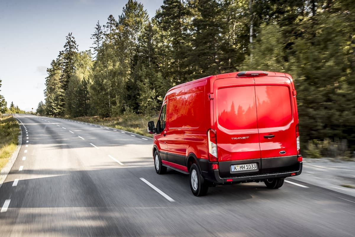 Ford Transit road test | The Van Expert