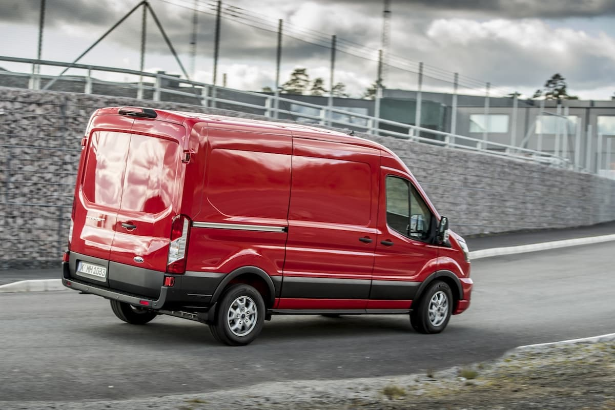 2019 Ford Transit road test | The Van Expert