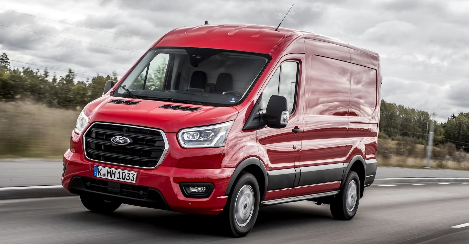 Ford Transit review 2019 | The Van Expert