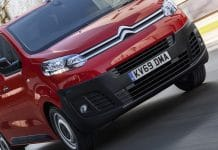 69-plate on a Citroën Dispatch | The Van Expert