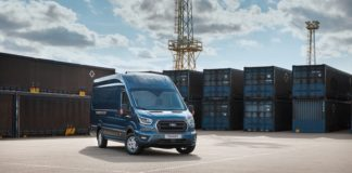 Ford ransit now approved to run on HVO | The Van Expert