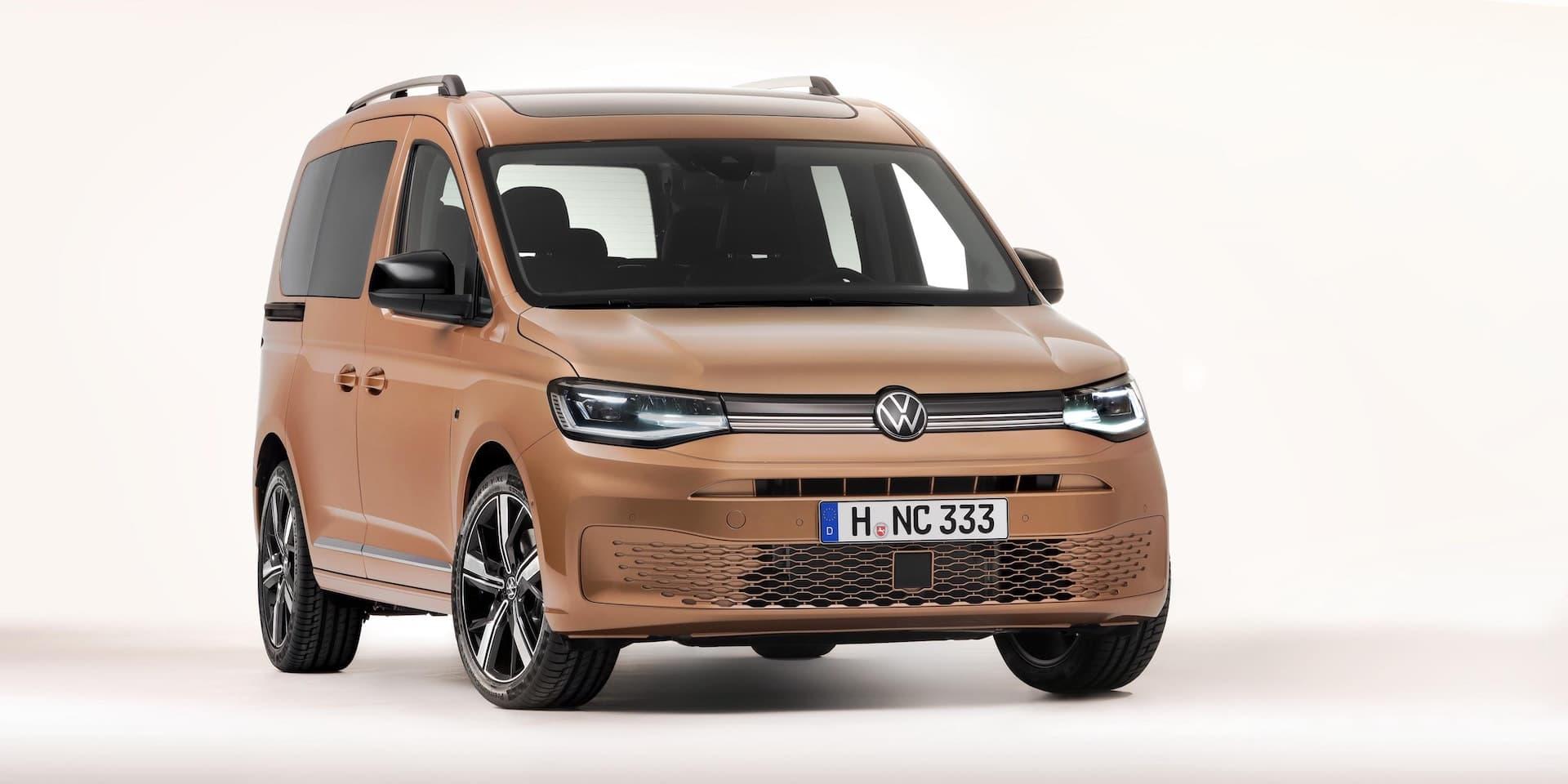 2020 Volkswagen Caddy | The Van Expert
