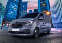 Renault Trafic Black Edition | The Car Expert