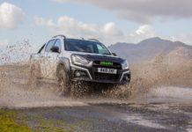 Isuzu D-Max XTR review | The Van Expert