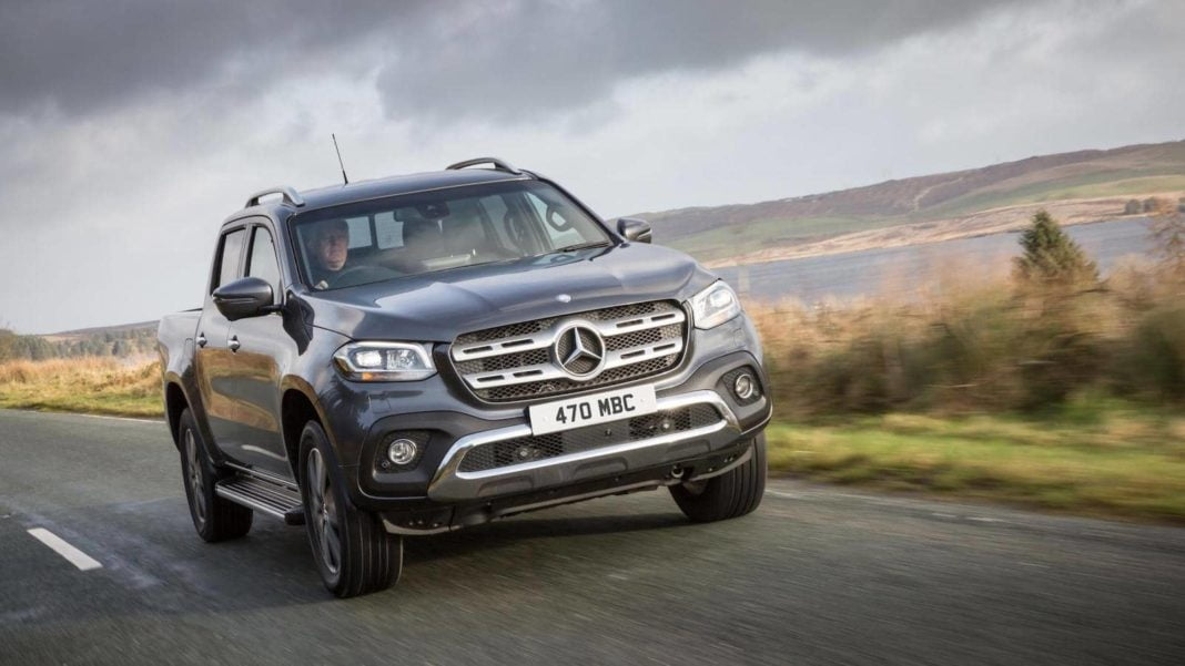 Mercedes-Benz has announced that it is killing off the X-Class pick-up truck