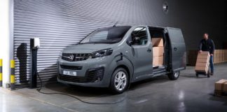 2020 Vauxhall Vivaro-e