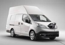 Nissan e-NV 200 XL Voltia electric van
