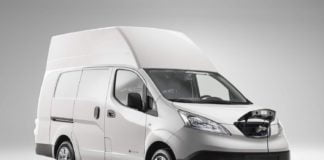 Nissan e-NV 200 XL Voltia electric van