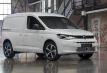 2020 Volkswagen Caddy