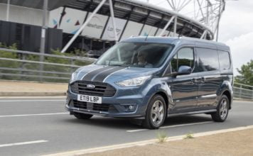 Ford Transit Connect Sport review