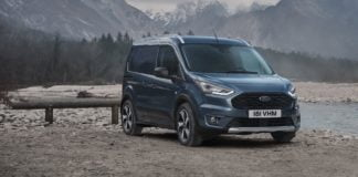 2020 Ford Transit Connect Active