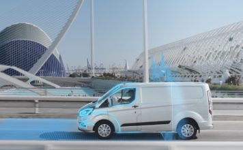 Ford Transit Custom PHEV with geofencing technology   The Van Expert