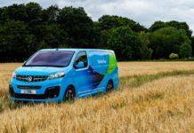 British Gas orders 1,000 Vauxhall Vivaro-e electric vans