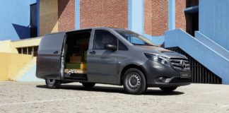 Mercedes-Benz Vito update 2020