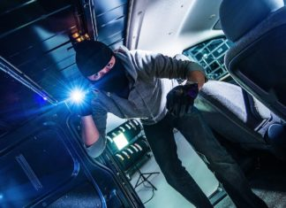 Van thefts on the rise