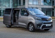2021 Toyota Proace Verso
