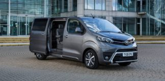2021 Toyota Proace Verso