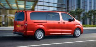 Vauxhall Vivaro-e Life - rear