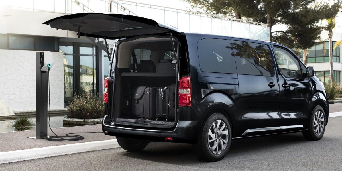 Citroën e-Spacetourer Business
