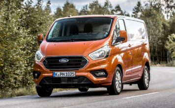 Ford Transit Custom PHEV review