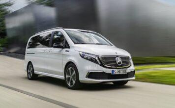 2020 Mercedes-Benz EQV review