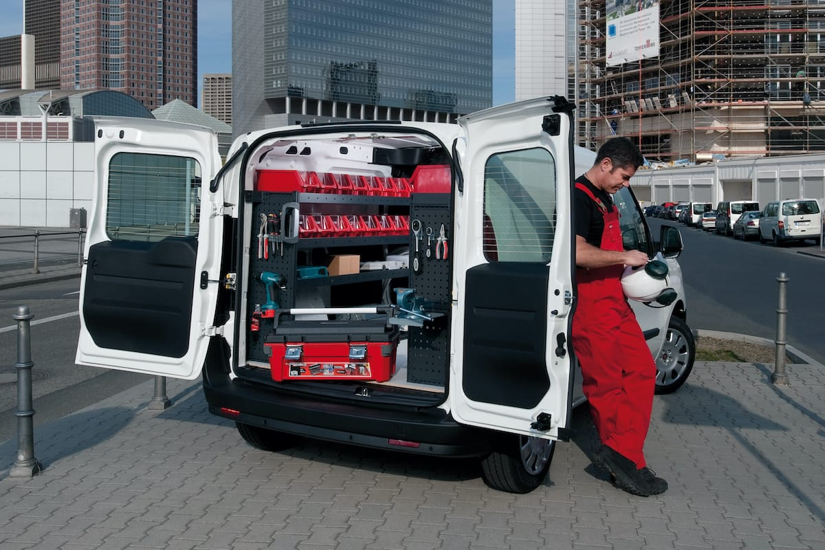 Modul-Systems van racking solutions