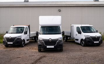 Renault Pro+ conversions line-up
