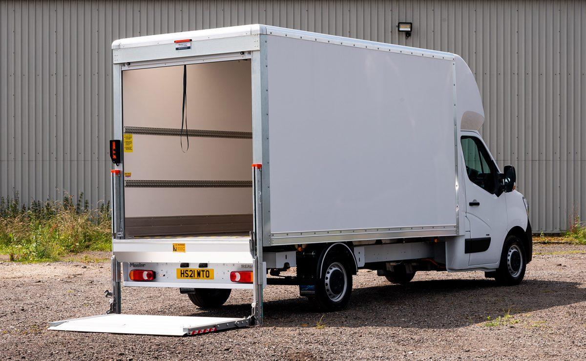 Renault Pro+ conversions box van