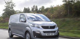 Peugeot Expert (2021) Front