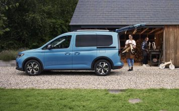 All-new Ford Tourneo Connect