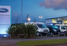 2109 Ford Transit Centre