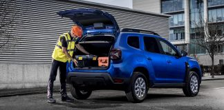 Dacia Duster Commercial 2021